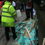 Whittington hospital cuts rally