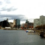 Liverpool docks regeneration